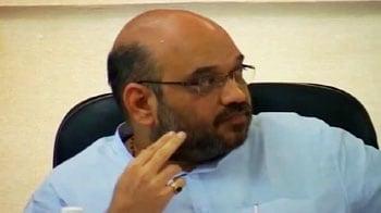Video : Sohrabuddin's case: Witness report incriminates Amit Shah