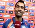 Dinesh Karthik takes on NDTV bouncers