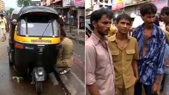 Video : Auto strike hits Mumbai