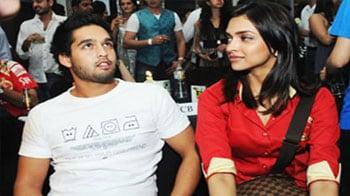 Deepika, Sidhartha: All work and no play