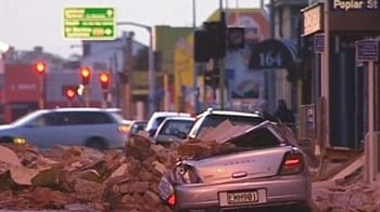 Video : What happens in an earthquake