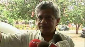 Video : Govt willing to consider our views: Yechury on N-bill