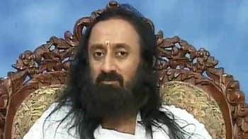 Video : Ayodhya verdict nobody's victory, nobody's loss: Sri Sri Ravi Shankar