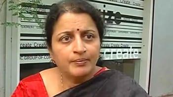 Video : Digvijaya's statement will benefit Pakistan: Kavita Karkare
