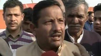Video : मुकुल वासनिक के खिलाफ नारेबाजी