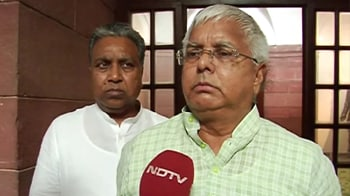 Video : MPs pay hike? Lalu to lead protest in Lok Sabha