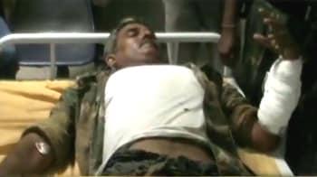 Videos : नक्सलियों से मुठभेड़ में पांच शहीद