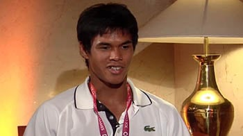 Video : I've always dreamt of this moment: Somdev to NDTV