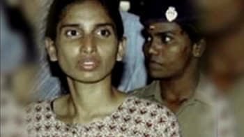 Video : Nalini Sriharan moved out of Vellore prison