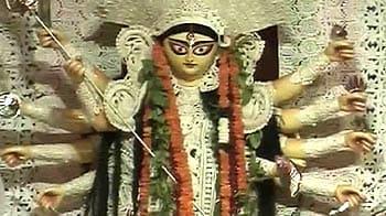 Videos : दिल्ली में भी दुर्गा पूजा का जश्न