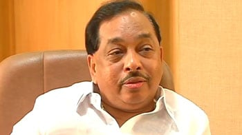 Video : Now, Narayan Rane's wife accused of land grab