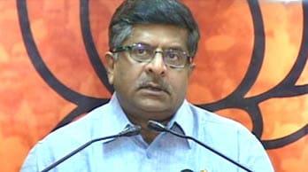 Video : We oppose autonomy for J&K, says BJP