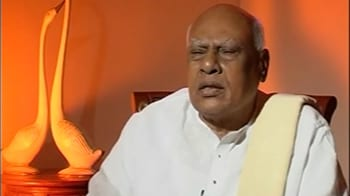 Video : Jagan can dream, aspire and try for CM's post: Rosaiah to NDTV