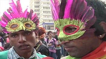 Video : दिल्ली : समलैंगिकों का प्राइड मार्च