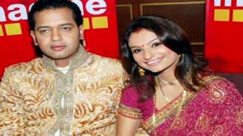 Video : Dimpy a victim of domestic violence?