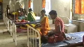 Video : 1000 Cholera patients in this part of Orissa