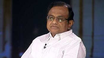 Video : I would be glad if someone can do my job better: Chidambaram
