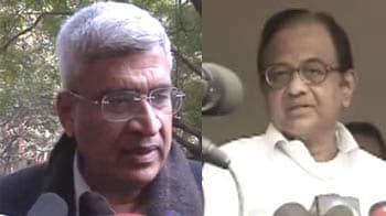 Video : Left slams Chidambaram over leaked letter