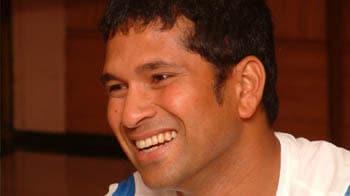 Video : Sachin in the dream team