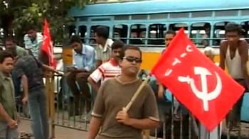 Video : All-India bandh call by trade unions: Bengal, Kerala worst hit