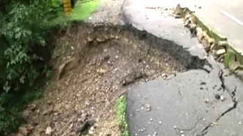 Video : Rain fury in Uttarakhand: 200 villages washed away