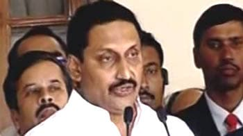 Video : Andhra Pradesh: Telangana MPs, MLAs to go on fast