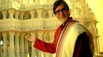 Video : Big B, Gujarat tourism's brand ambassador