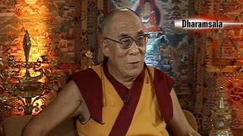 Video : No hurry to appoint successor: Dalai Lama