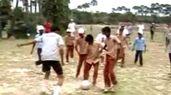 Indo-Pak football diplomacy