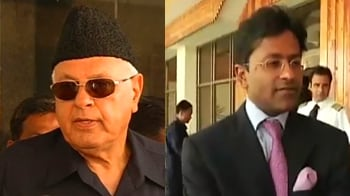 Video : Lalit Modi isolated, Farooq speaks against him