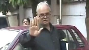Video : Adarsh scam: Cabinet for Tiwari's removal