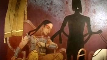 Video : The Mahabharata, from the eyes of a contemporary artist