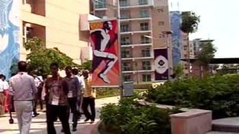 Video : Athletes' Village ready for the Games