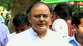 Video : BJP's Arun Jaitley:  Governor defied all laws of impartiality