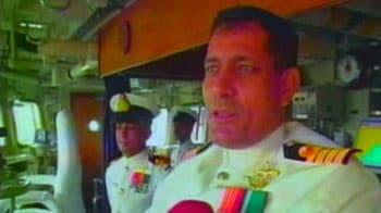 Video : Top Navy officer dies in accidental firing in Kochi