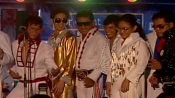 Video : Long live Elvis!
