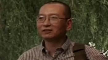 Video : Chinese activist wins Nobel Peace Prize