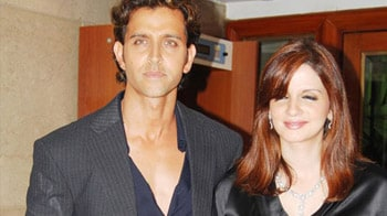 Video : Suzanne parties. With or without Hrithik