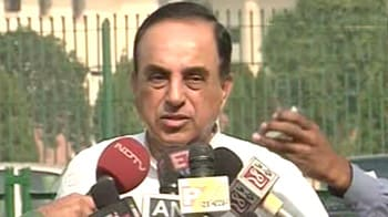 Video : PM didn't reply substantively to any letter of mine: Swamy