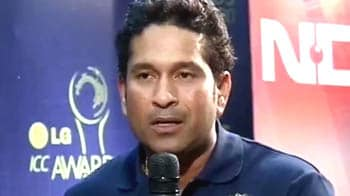 Video : Sachin on ICC Award: Better late than never!