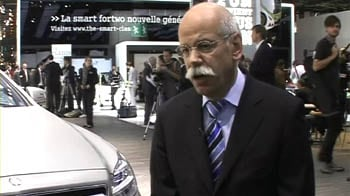 Video : Ready for commercial vehicle rollout in India: Daimler AG