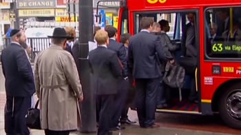 Video : London tube strike: Commuters struggle