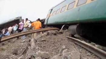 Video : 6-yr-old dead as militants target Assam train