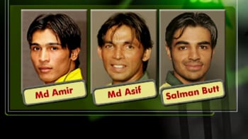 Video : Match-fixing scandal: ICC provisionally suspends tainted Pak trio