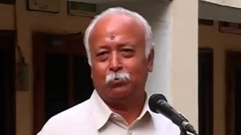 Video : It's nobody's victory or loss: Mohan Bhagwat