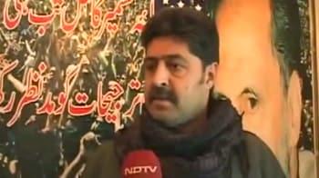 Video : I failed as a son: Hurriyat leader Bilal Lone