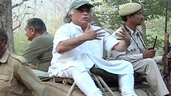 Video : Jairam Ramesh's initiative to save elephants