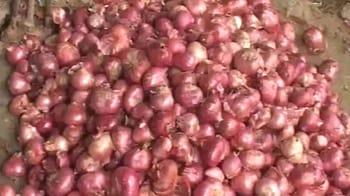 Video : Govt crackdown on onion hoarders