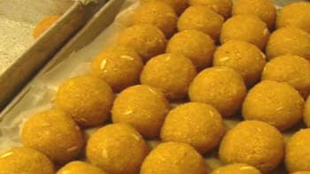 Video : Delhi's sweet tooth on Diwali