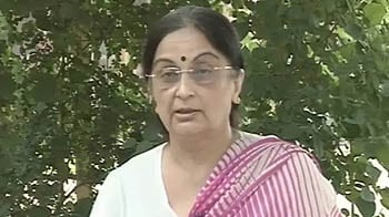 Video : Life sentence is almost freedom for convicts: Neelam Katara